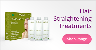 Hair straightening treatments - Specialist in professional and home care hair treatments